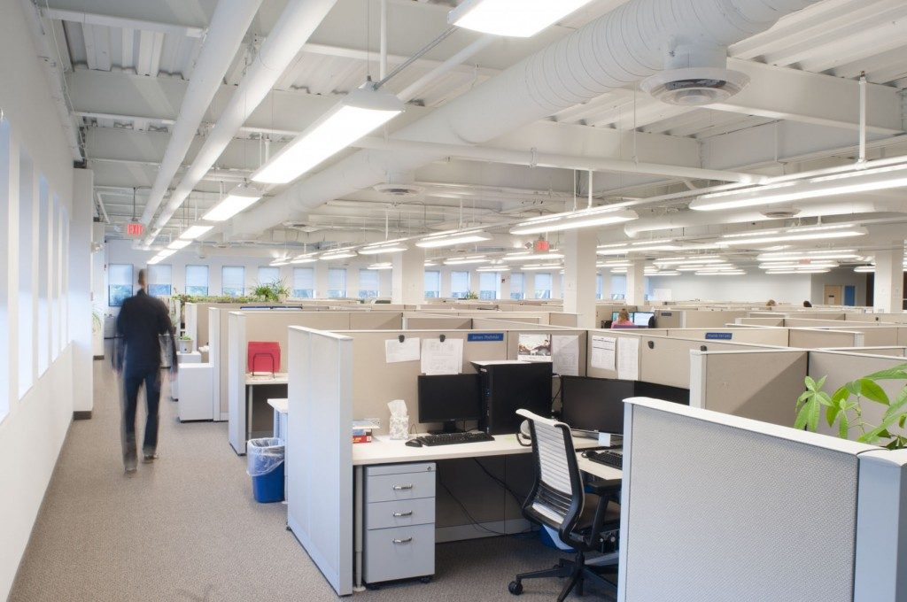 Tips in giving your office a new look